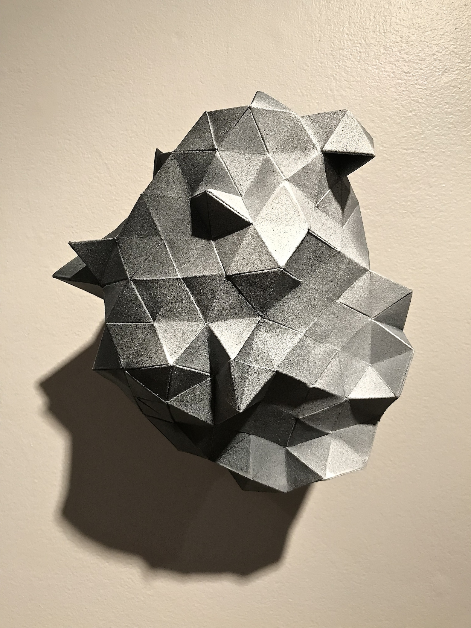 Hsin-Hsi Chen_Hedrons series #3