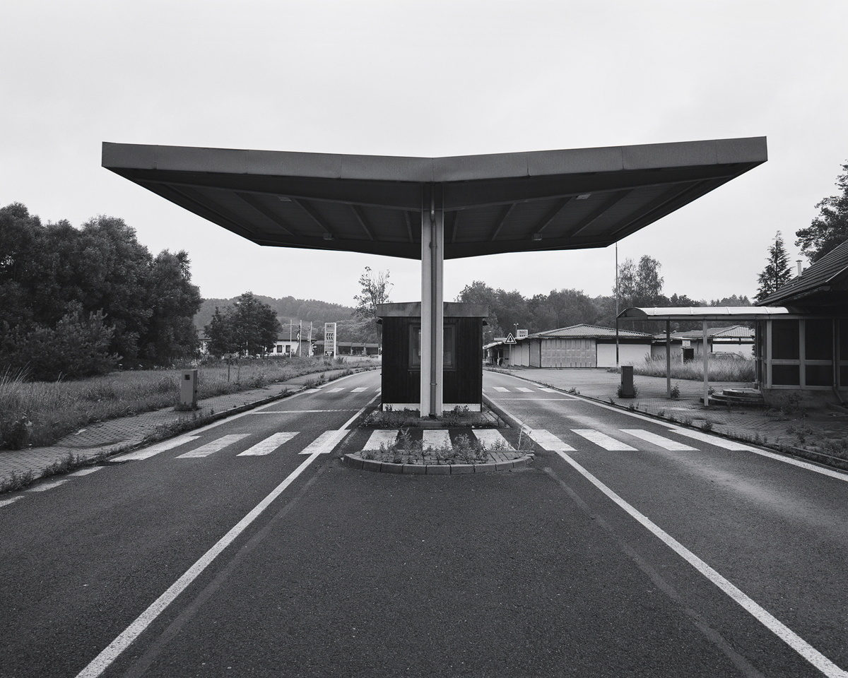 Zelezna, Czech/German Border (from the project East/West)