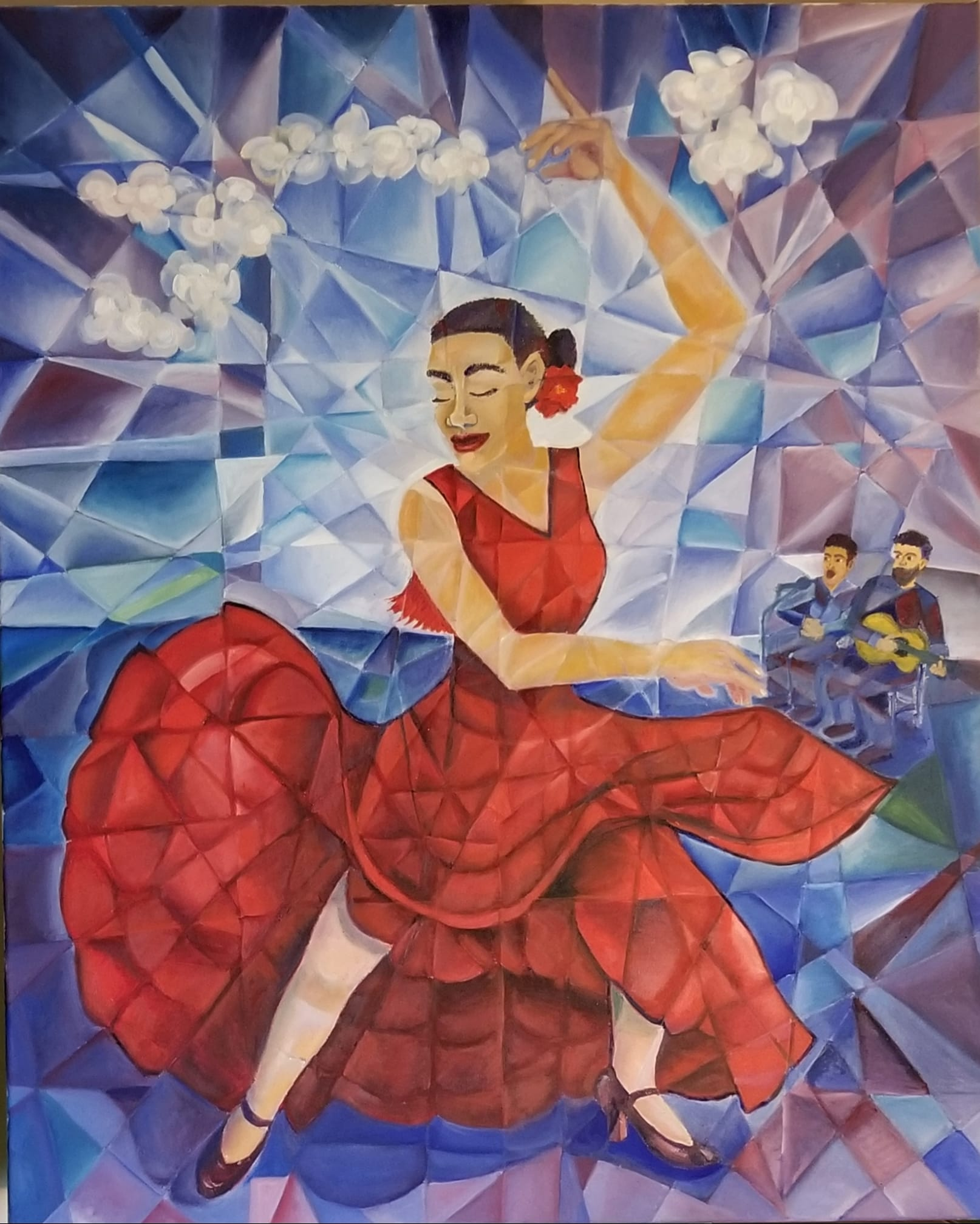 Joy of La Flamenca