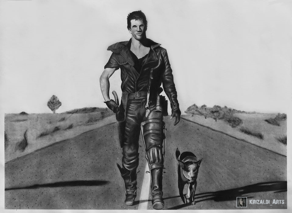 Mad Max Mel Gibson George Miller The Road Warrior Beyond Thunderdome Fury Road Furiosa Australian Shepard