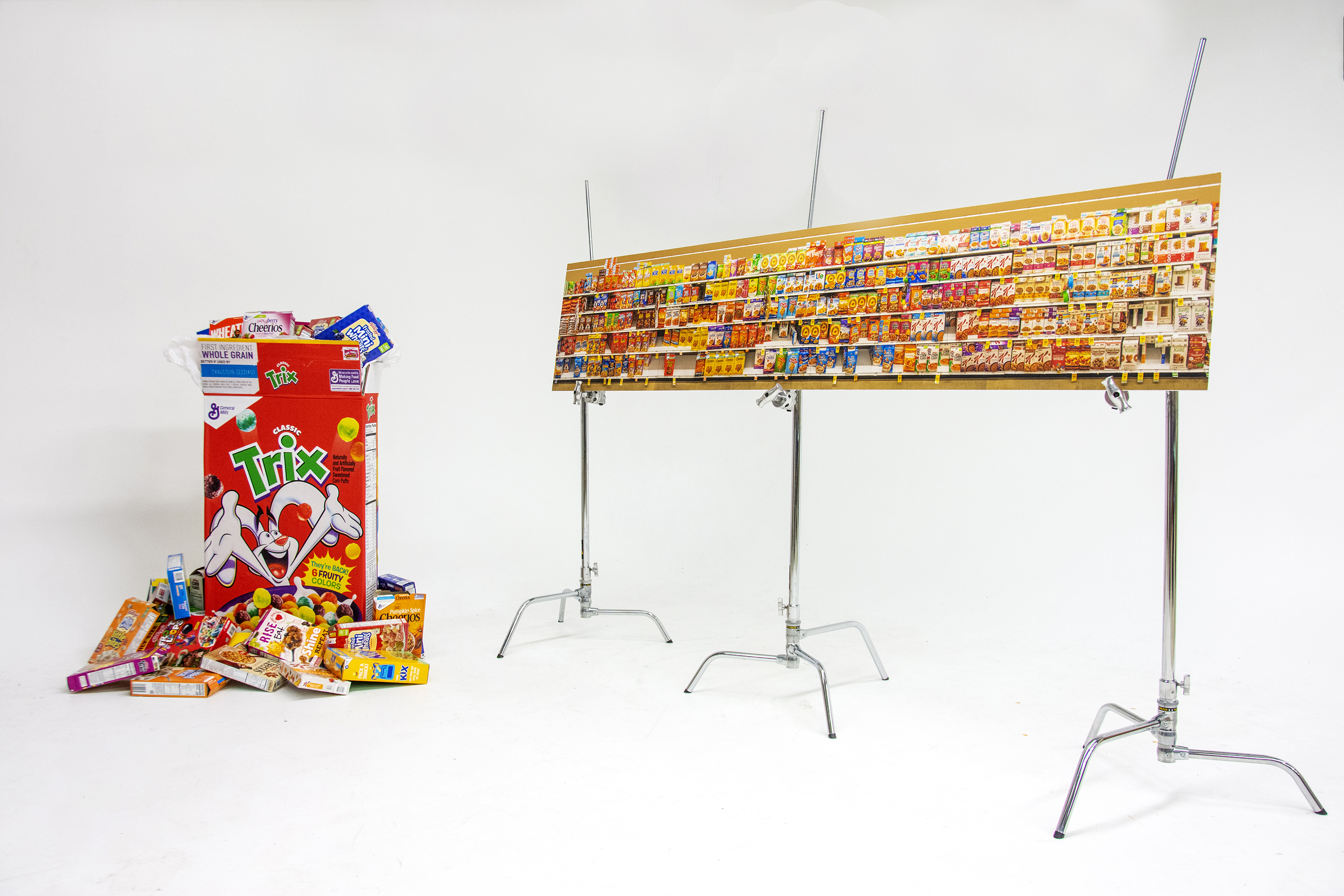 Cereal Installation