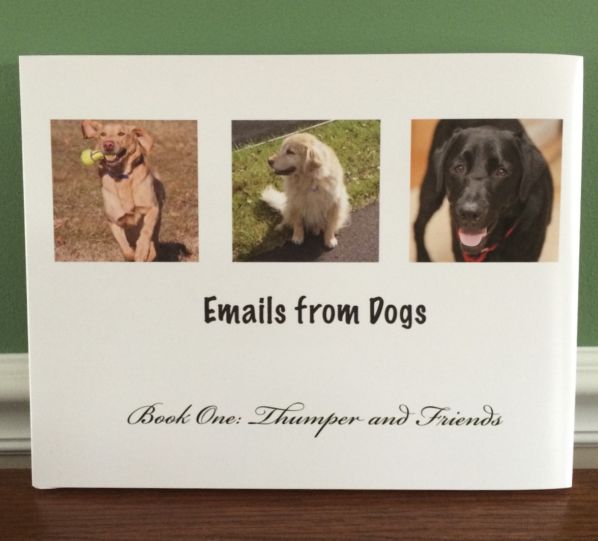 Emails from Dogs, Book One
