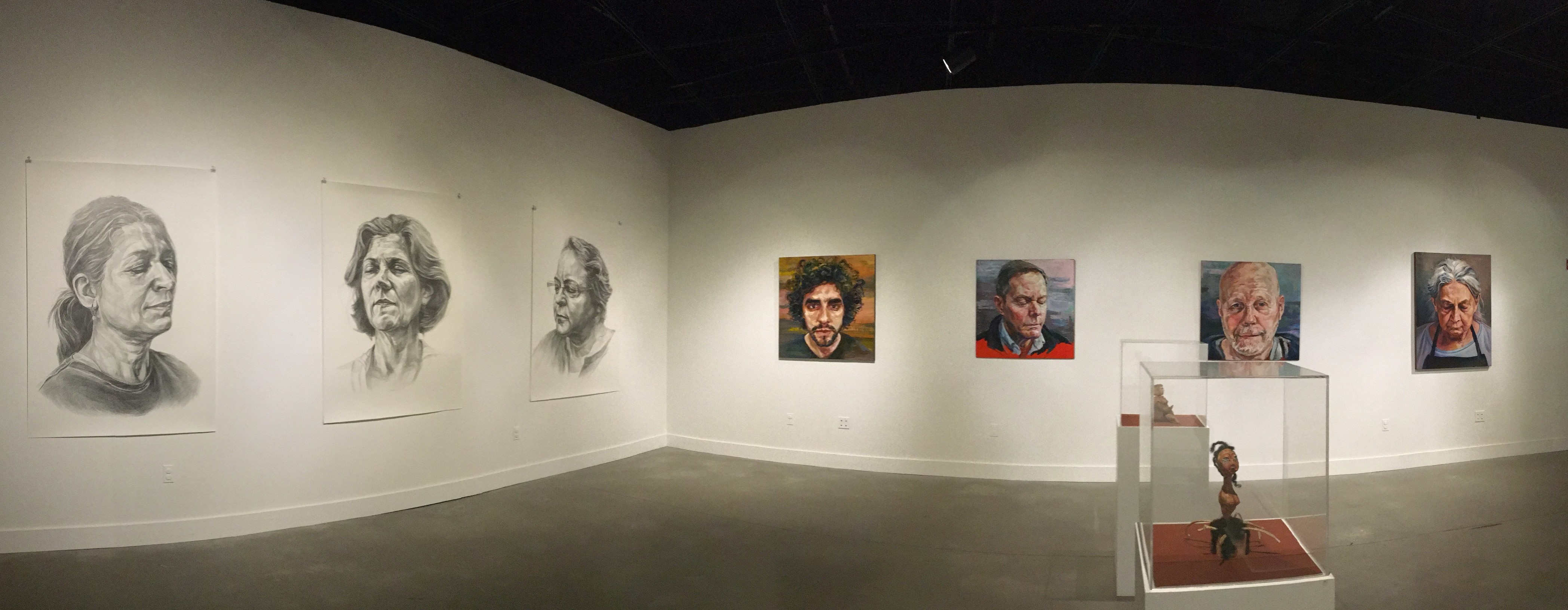 The Holtzman MFA Gallery exhibition