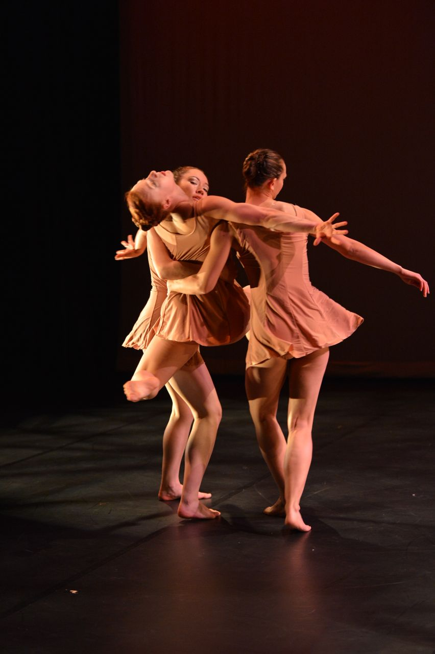 "Photo of ""3"" by Deep Vision Dance Company's Artistic Director, Nicole A. Martinell.  Photo by Kanji Takeno."