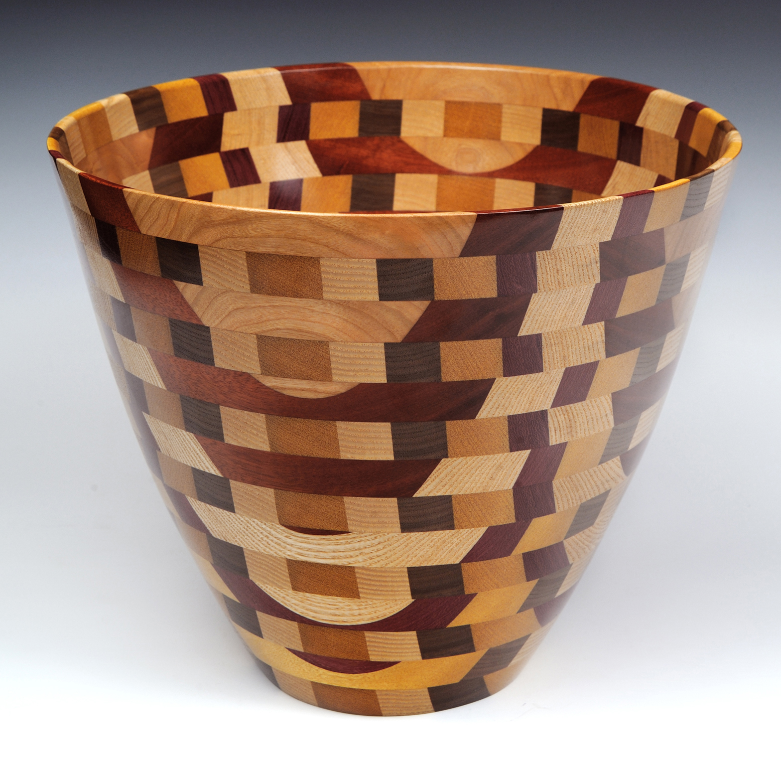 Mixed Woods Vessel No, 1