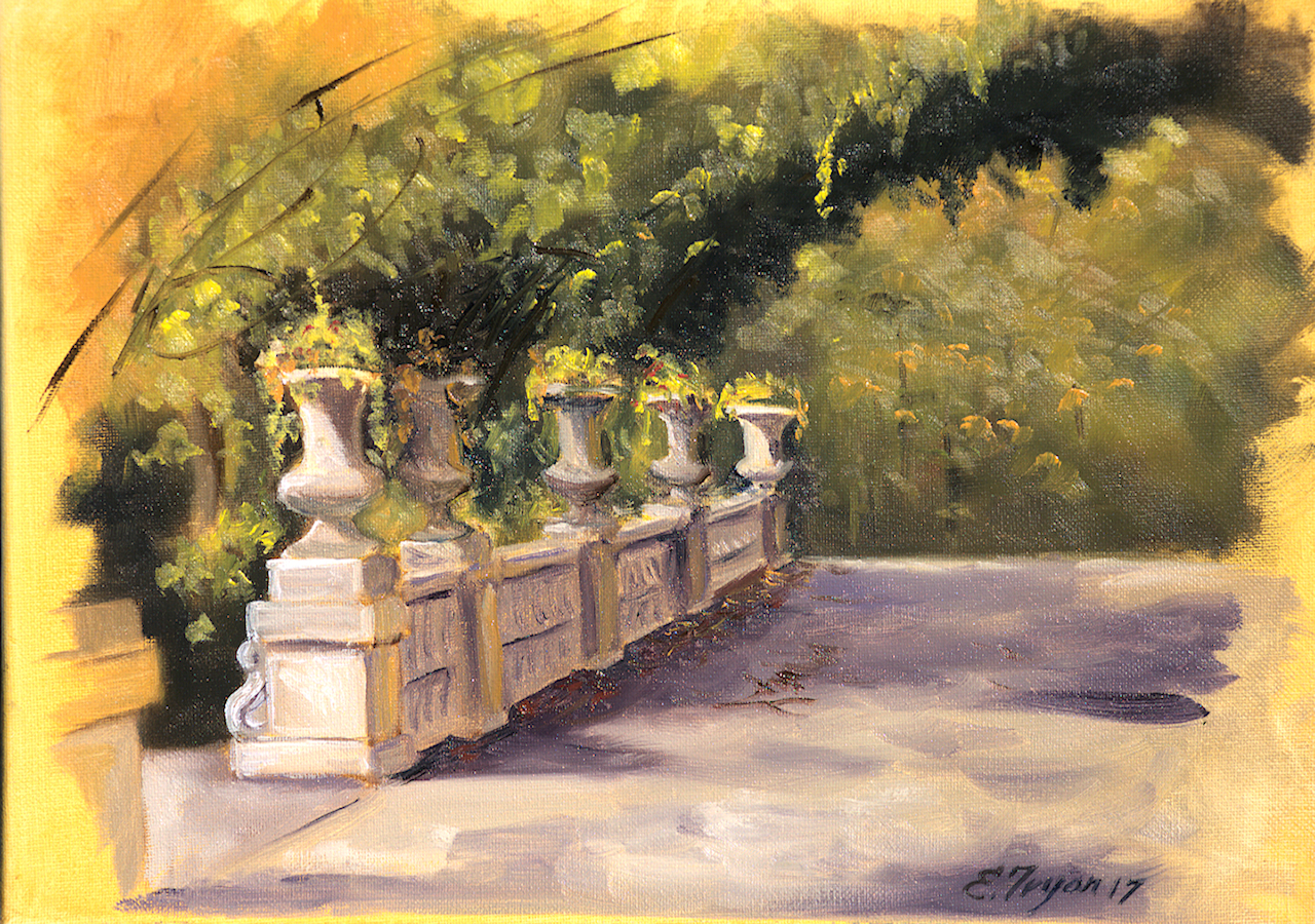 The Urn Porch