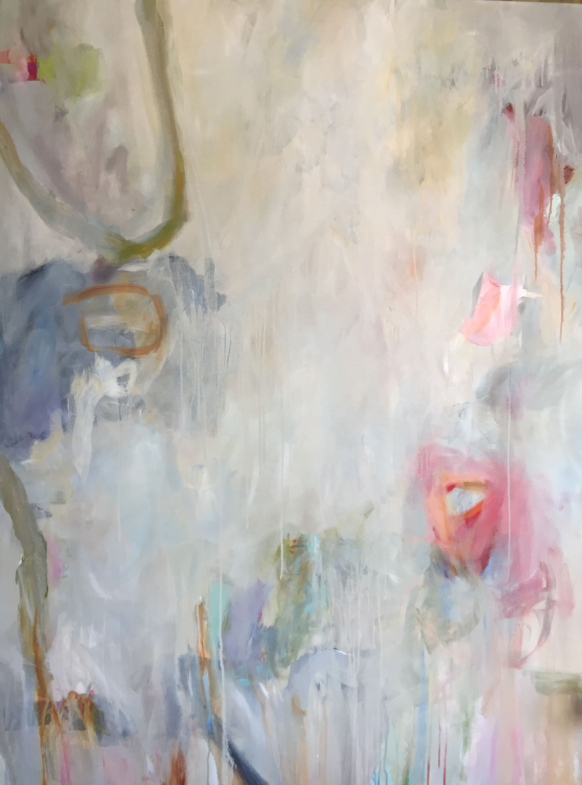 susan huppman , contemporary abstract painting