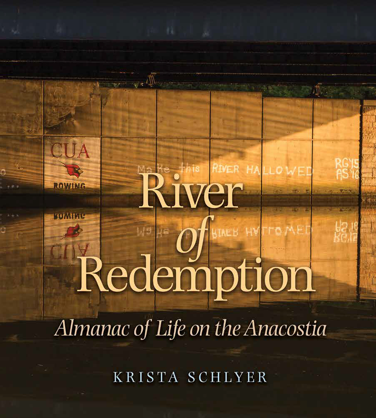 Cover of River of Redemption book