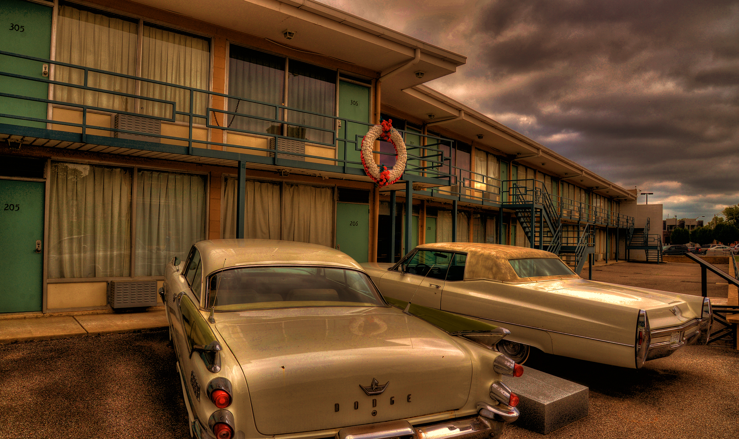 The Lorraine Motel...National Civil Rights Museum
